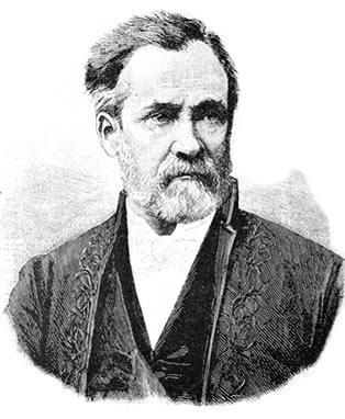 Louis Pasteur foi um cientista que conseguiu provar a teoria da biogênese