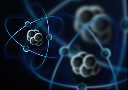 Os nêutrons ficam no núcleo do átomo impedindo que a repulsão entre as cargas elétricas dos prótons leve a sua fragmentação