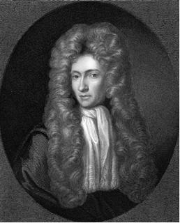Robert Boyle (1627-1691). Gravado por R.Woodman e publicado no Reino Unido em 1837