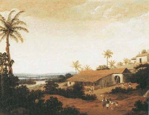 O engenho de açúcar foi o primeiro impulsionador da economia colonial brasileira