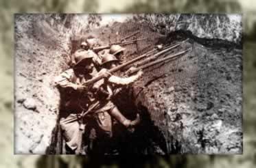 A terrível rotina dos soldados nas trincheiras durante a Primeira Guerra Mundial (1914-1918)