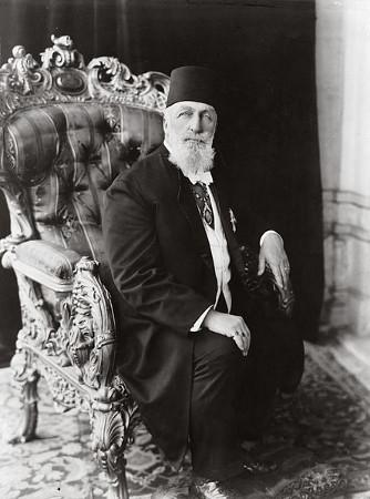 Abdulmecid II foi o último califa otomano