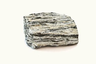 Gnaisse, rocha metamórfica oriunda do granito