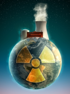 "A energia nuclear já é considerada como a ""energia do futuro"""