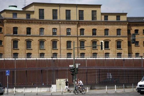 Prisão de Moabit, em Berlim, foi atacada por Olga e seu grupo em 1928 para libertar o comunista Otto Braun *