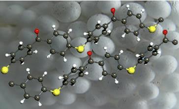 O isopor é resultado da expansão das moléculas de poliestireno com gases