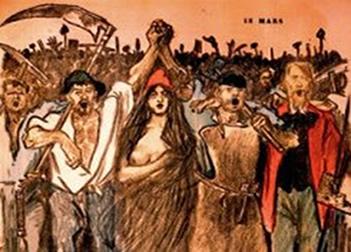 Homens caminhando com a Liberdade: As revoluções burguesas foram populares?