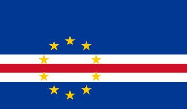 Bandeira da República do Cabo Verde