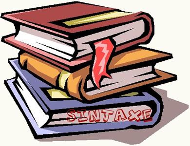 A sintaxe é responsável pelo estudo da análise sintática, relação de concordância, de regência e disposição das palavras na frase