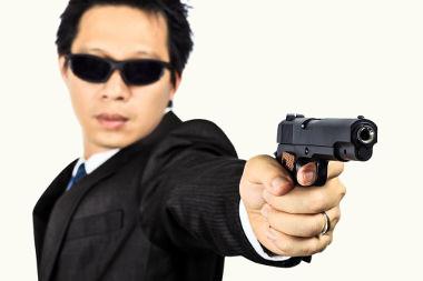 A Yakuza é uma organização forte e temida nos países em que atua