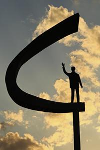 Memorial JK em Brasília. A capital do Brasil se transformou no símbolo do desenvolvimentismo de JK.*