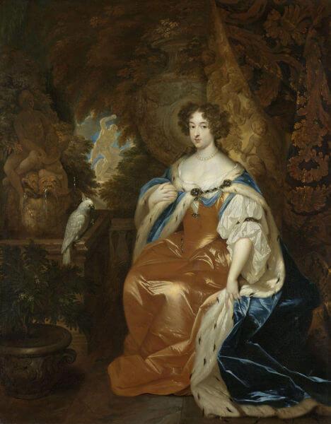 Com a Revolução Gloriosa de 1688, Maria Stuart foi coroada rainha da Inglaterra.