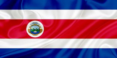 Bandeira de Costa Rica