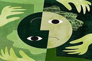 O transtorno bipolar se caracteriza por fases em queo humor se manifesta ora depressivo, ora maníaco.