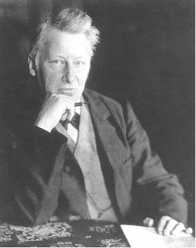 Jacobus Henricus Van't Hoff (1852-1911)