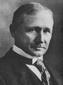 Frederick Winslow Taylor, idealizador do Taylorismo.