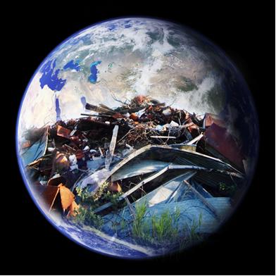 Ações urgentes precisam ser tomadas para resolver, ou pelo menos minimizar, o problema global do lixo