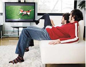 Porque a imagem na TV é colorida?