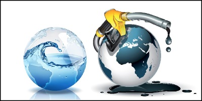 Os principais recursos naturais estratégicos são a água e o petróleo