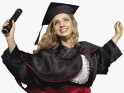As bolsas de estudo ajudam universitários a se formar