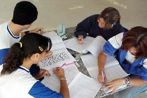 As bases fazem parte da produção do papel