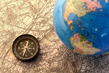 A Cartografia é uma importante área do saber