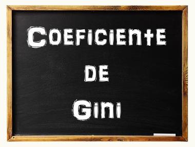 O Coeficiente de Gini é um importante indicador socioeconômico