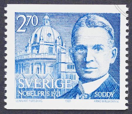 Frederick Soddy: desenvolvedor das leis da radioatividade*
