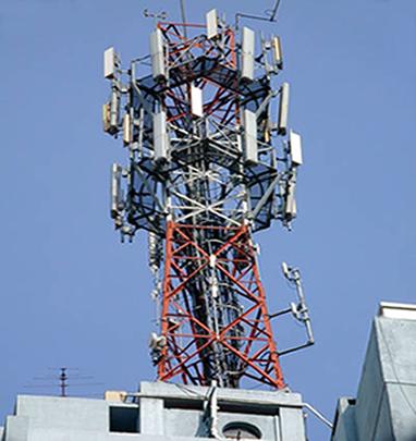Antenas são usadas para gerar e para captar ondas eletromagnéticas
