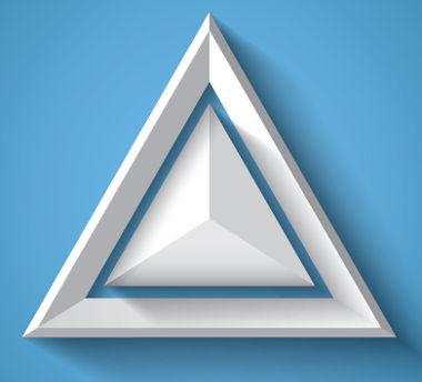 Triângulos equiláteros e triângulos isósceles: as propriedades que os unem