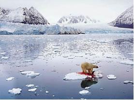 Consequências do degelo