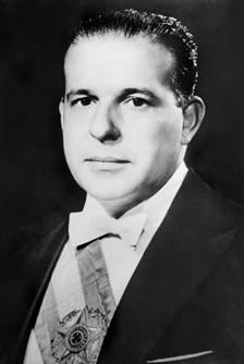 Empossado depois de muita negociação em 1961, João Goulart não conseguiu terminar seu mandato devido ao golpe militar de 1964
