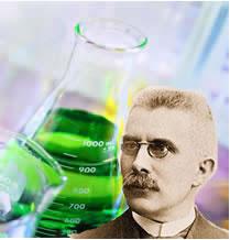 O químico francês Henry Louis Le Chatelier (1850-1936) estudou os equilíbrios químicos.