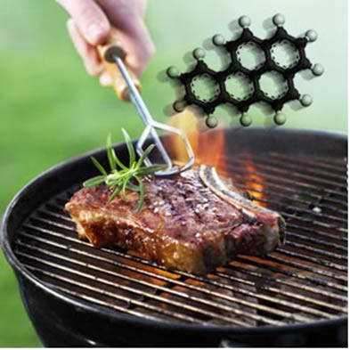 Infelizmente, o churrasco é uma grande fonte de contaminação por benzopireno