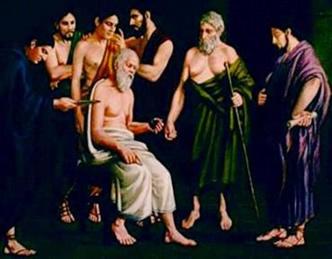 Quais as razões que levaram Sócrates a julgamento?