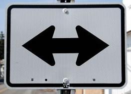 A indecisão pode ajudar a fazer novas escolhas
