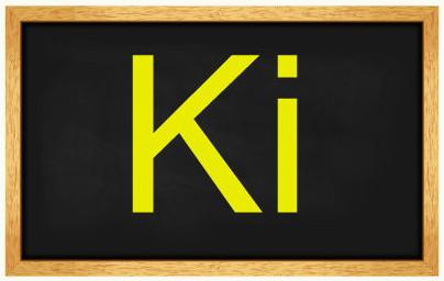 Ki é o símbolo da constante calculada com a lei de diluição de Ostwald