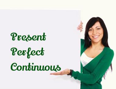 Quando uma ação iniciou-se no passado e ainda não foi finalizada, ela se enquadra nos padrões do Present Perfect Continuous