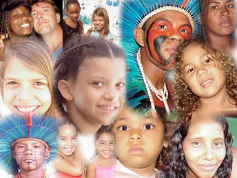Brasil: um país com grande diversidade étnica