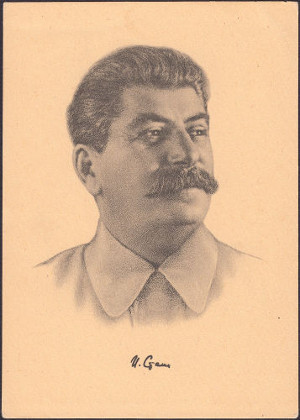 Josef Stalin foi um dos grandes tiranos da História