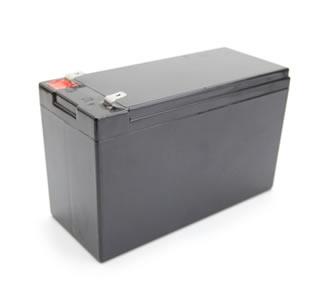 Bateria selada ou bateria chumbo/ácida regulada por válvula (VRLA)