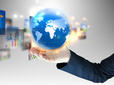 As empresas globais disseminaram-se rapidamente por todo o planeta