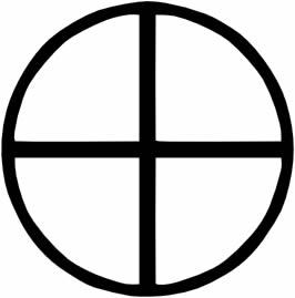 Um dos símbolos do Gnosticismo