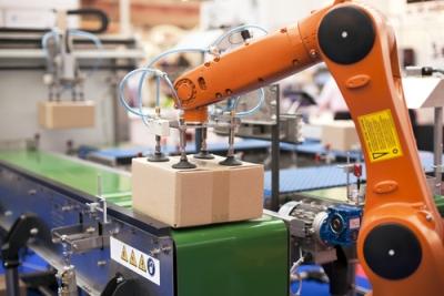 A robótica é um dos principais elementos constitutivos da Terceira Revolução Industrial