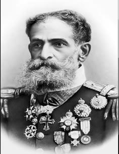 Marechal Deodoro da Fonseca comandou o Governo Provisório entre 1889 e 1891