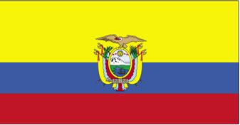 Bandeira do Equador