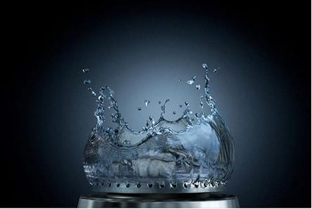 A entalpia de formação ou o calor liberado na formação de 1 mol de água líquida a partir de seus elementos constituintes é igual a -286,0313 kJ/mol