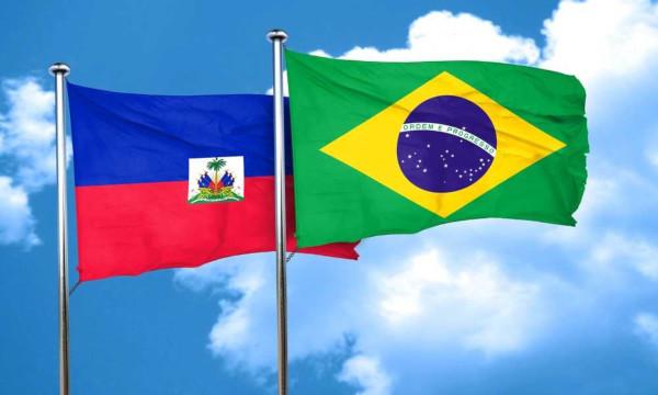 Os haitianos viram no Brasil esperança de melhoria de vida.