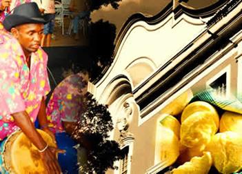 Danças, sons, comidas e lugares: vários elementos podem ser abarcados pela noção de patrimônio.