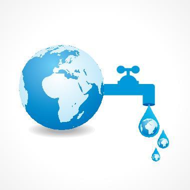 A água potável é um recurso em escassez, o que a torna altamente estratégica